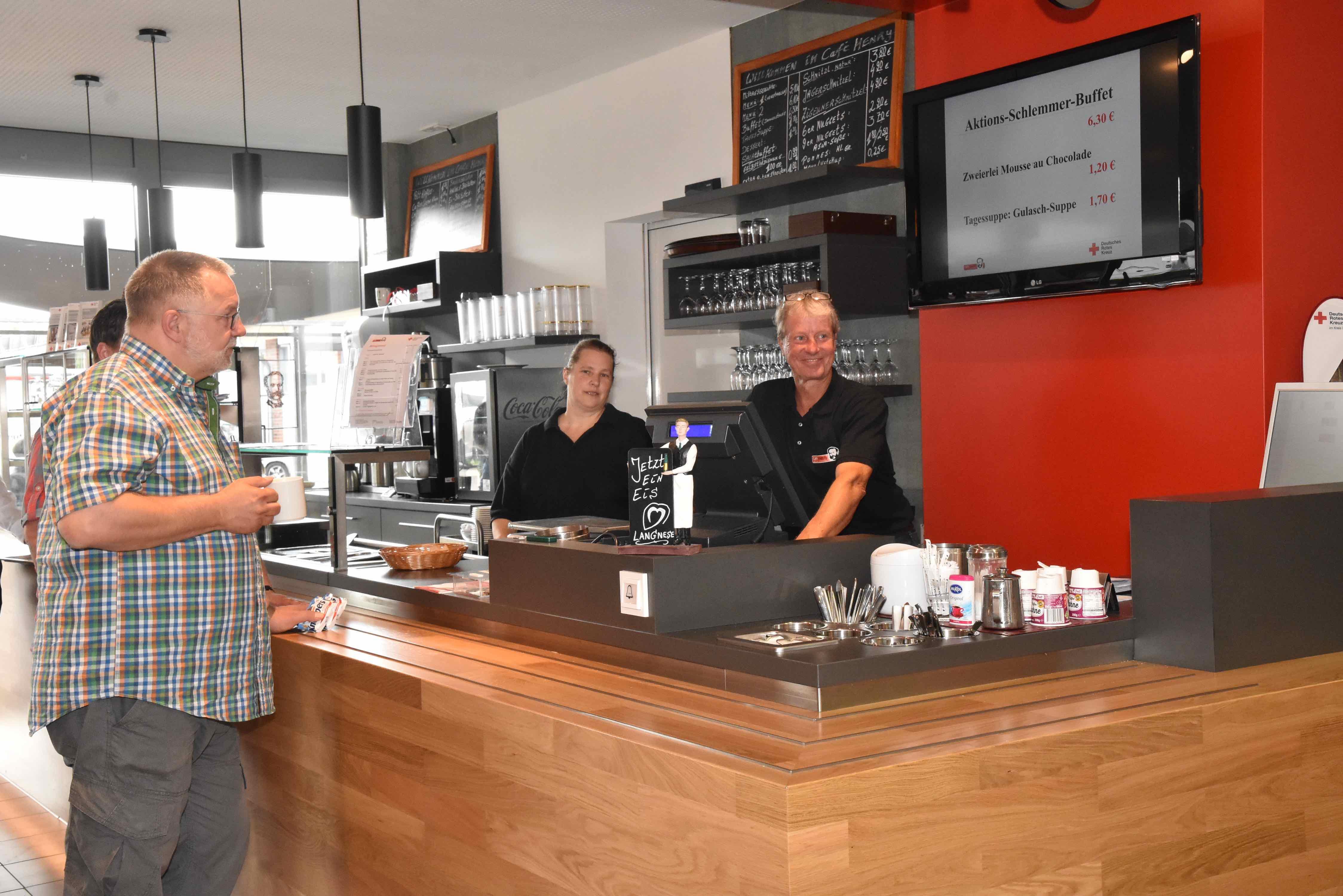 Cafe Henry Borken